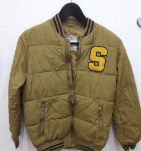 Куртка-бомбер на мальчика