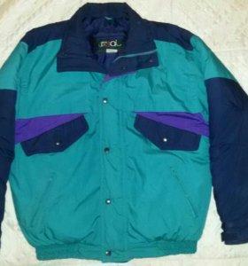 Куртка зимняя р. 48-50