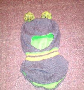 Детская шапка.