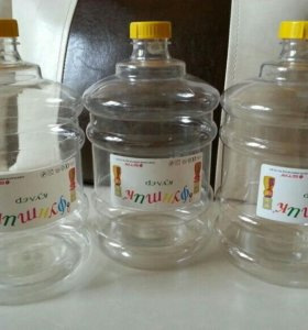 Сменная бутылка для детского кулера 2 л.