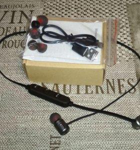 Bluetooth наушники (затычки), гарнитура