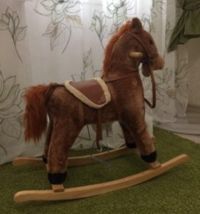 Лошадка -качалка