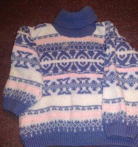 Детский свитер.