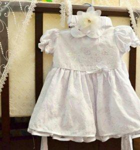 Новые: платье, комбинезоны, боди