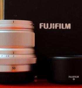 Fujifilm 50mm f2.0 WR