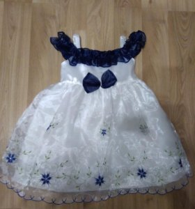 Платье (новое) на 1,5-2года