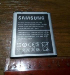 Новый аккумулятор для samsung