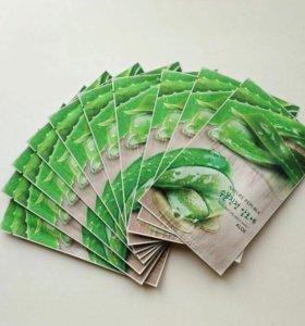 Nature republic корейские тканевые маски