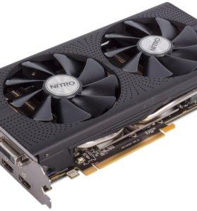 Sapphire Nitro+ Radeon RX 470 4Gb GDDR5 PCI-E 3.0