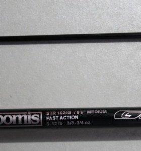 "Спиннинг G. Loomis STR1024S/8'6"" (2.6м) GL2"
