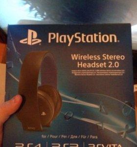 Наушники PlayStation