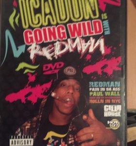 Icadon going wild 😜 redman