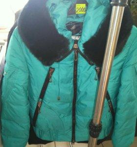 Куртка зима !