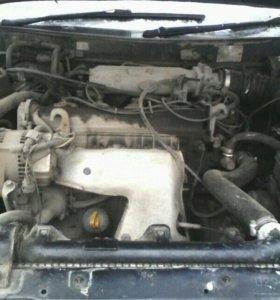 Двигатель 4s на камри,виста