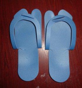 Тапочки пенополиэтилен 5 мм