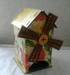 Чайный домик (подарок)