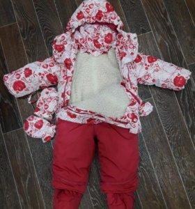 Комбинезон детский зимний-демисезонный