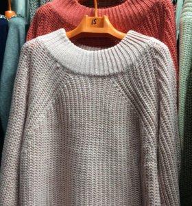 Тёплые зимние свитера