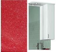 Зеркало шкаф слева /справа Верона красное