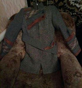 Пальто женское ( шерсть)