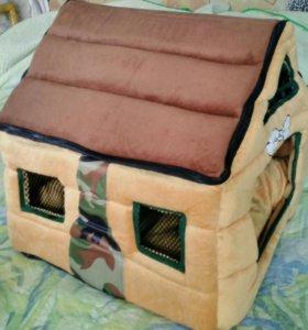 Новый домик для домашних питомцев