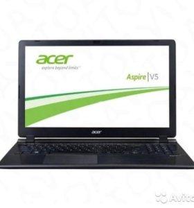 Ультрабук игровой acer Aspire V5 6Gb HD8750 2G 128