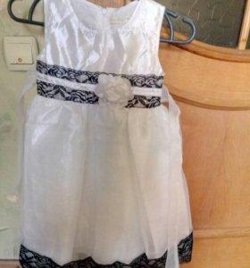 Детские платья, новые.. Продам