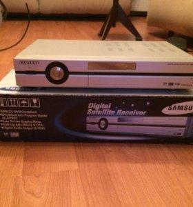 Комплект спутн. ТВ (Samsung DSB B350V + антенна)