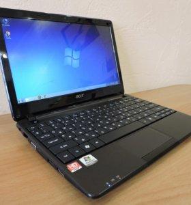Acer AMD C-60 1,30Ghz\2Gb\320Gb\Radeon HD6290