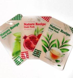 Тканевая маска Secret Key Nature Recipe