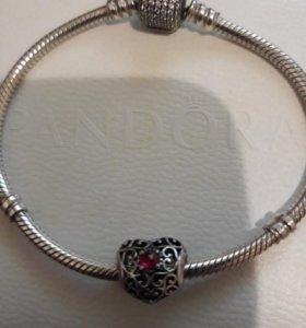 Оригинальный браслет Пандора