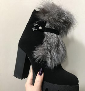 Ботинки новые зима