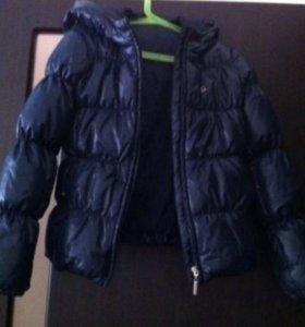 Куртка- пуховик Benetton