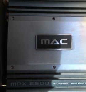 2-х канальный усилитель MAC-Audio MPX 2500