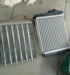 Радиатор печки Логан Сандеро Дастер