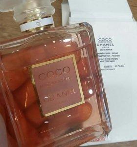 Chanel coco mademoiselle 100ml оригинал шанель