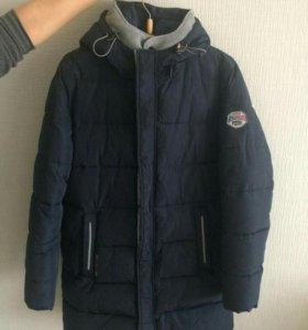 Пальто зимнее на мальчика
