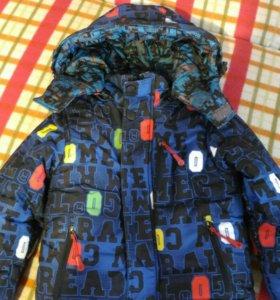 Зимний костюм р-р 92