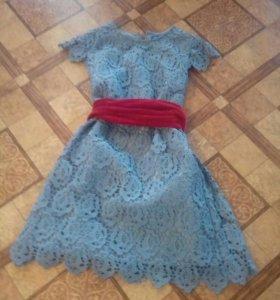 Платье испанское