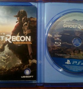 Tom Clancy's ghoost recon