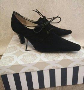 Новые туфли женские Терволина