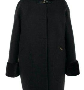 Пальто зимнее новое 56 р-р