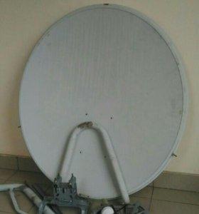 Спутниковая антенна рессивер