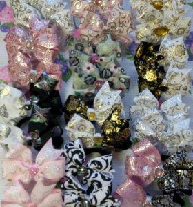 Резинки - бантики для Вашей принцессы
