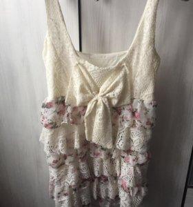 Платье можно как тунику