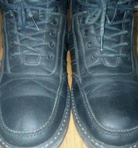 Зимние ботинки раз 40