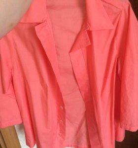 Рубашка 52р женская