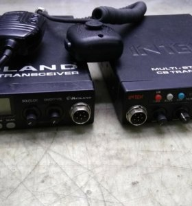 Радиостанция АLAN 78+ и радиостанция INTEK M790+