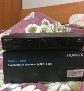 Спутниковый ресивер Humax Vahd 3100s Сделан в Коре