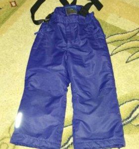 Продам утеплённые штаны TokkaTribe